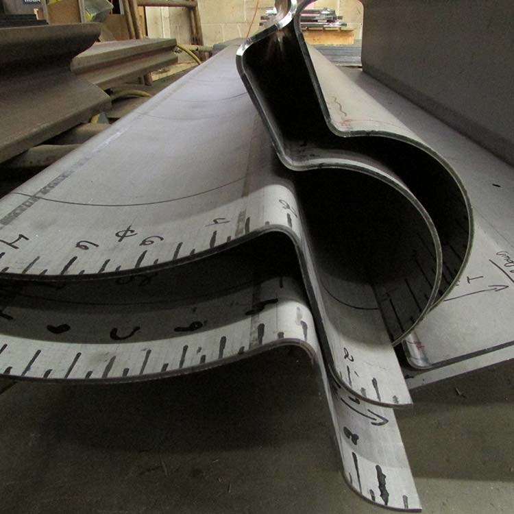 GMFCO Custom Metal Bending and Forming Services